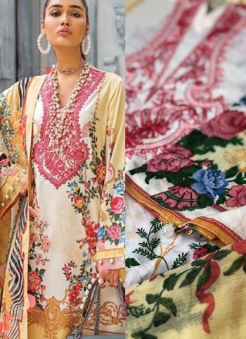 Zaha Elan Lawn Ready to wear